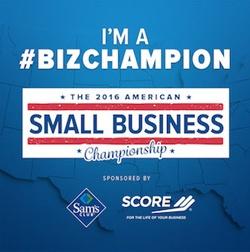 Small Business Champion