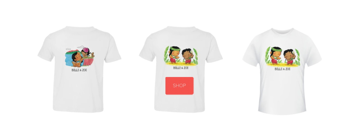 Belle & Zoe Collection Shirts